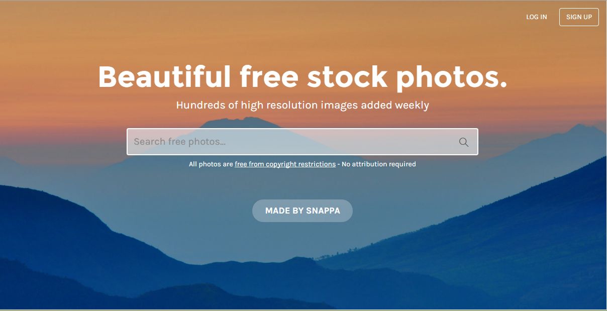 StockSnap Hand Picked Free Photos