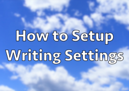 How to Setup the Writing Settings in WordPress