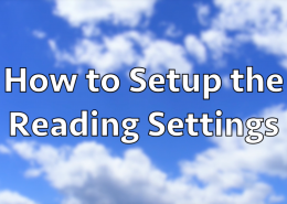 How to Setup the Reading Settings in WordPress