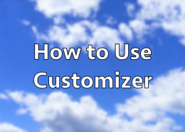 How to Use Customizer in WordPress