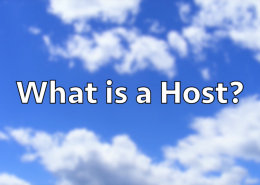 What is a Host?