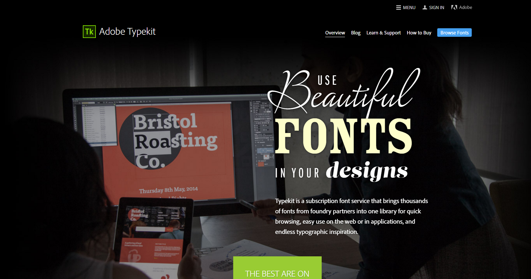 11 Websites For Killer Fonts | WP Soar