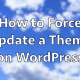 How_to_Force_Update_a_Theme_in_WordPress