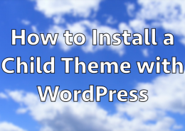 How_to_Install_A_Child_Theme_in_WordPress
